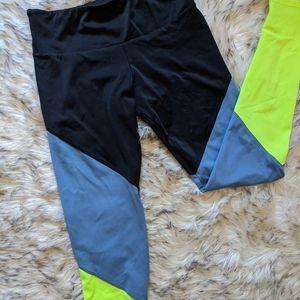 Onzie Color block leggings - M/L